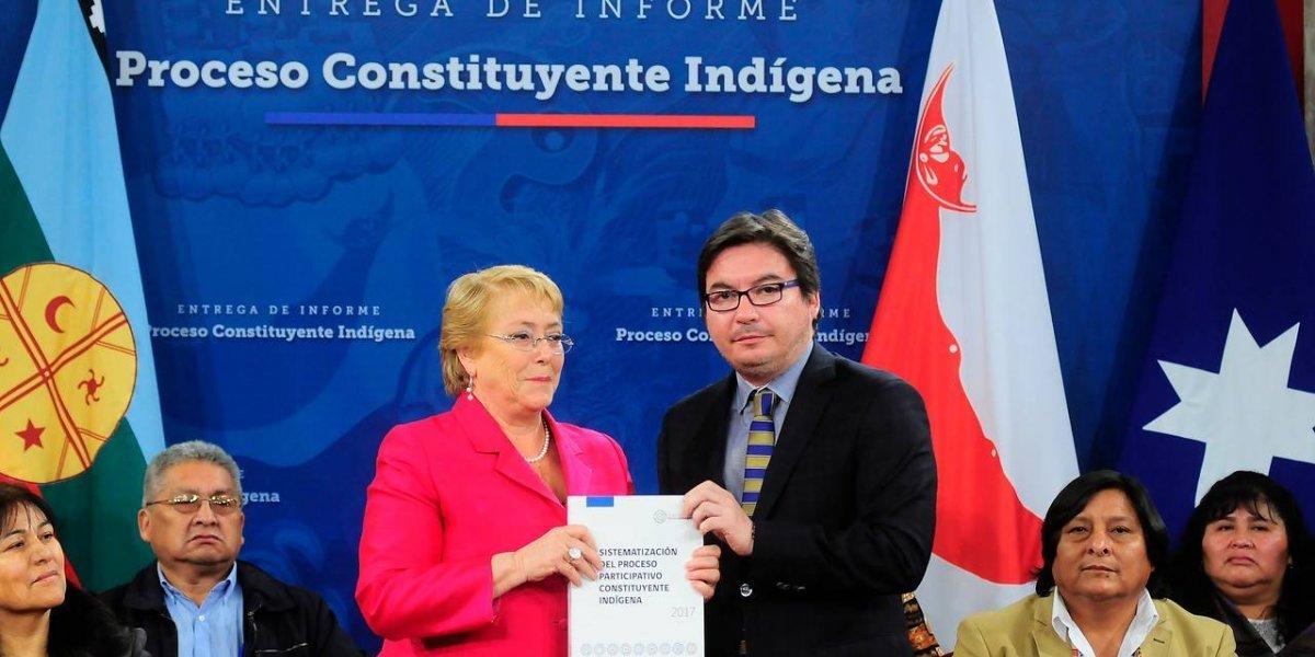 """Incertidumbre en el proceso constituyente empaña """"triunfo"""" chileno en la OIT"""