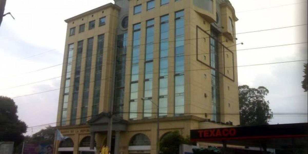 Confirman inmovilización del antiguo edificio del Banco de la República