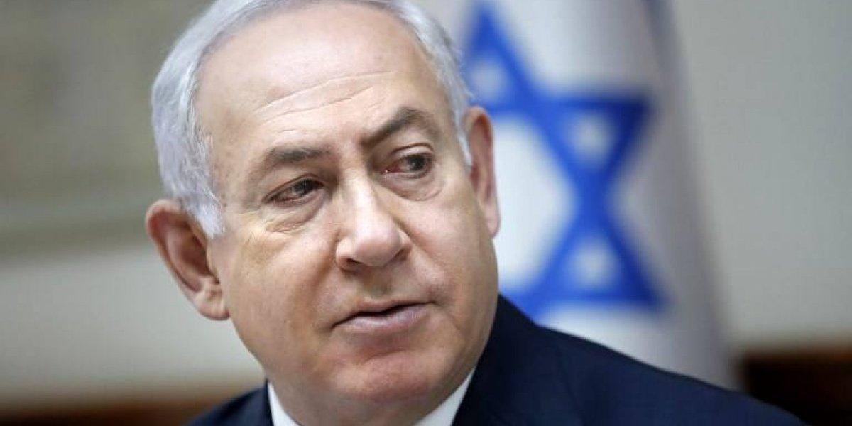 Benjamín Netanyahu, primer ministro de Israel, visitará Guatemala