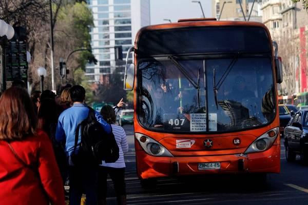 bus Transnatiago
