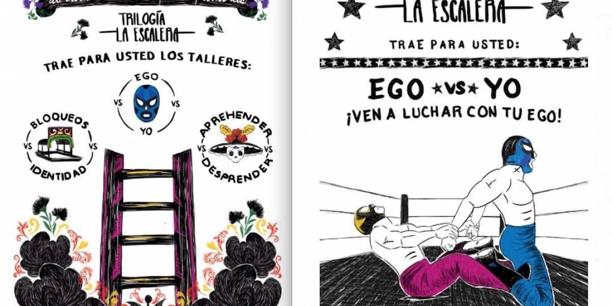 Escalera Lab invita a 'MapeArte' con un estilo muy mexicano