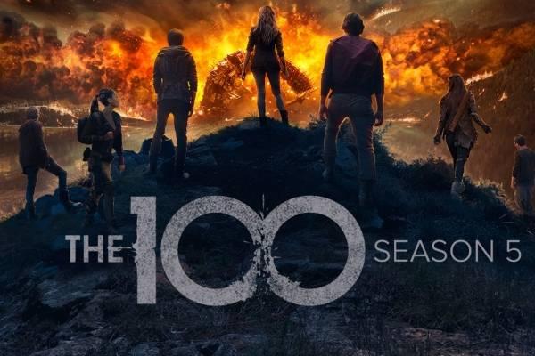 the 100 temporada 5