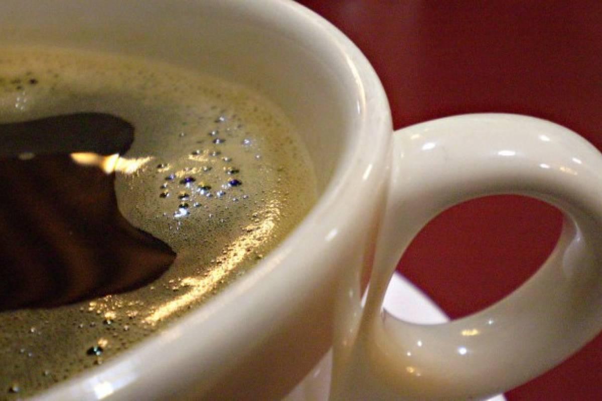 Prepara un café caliente a las especias