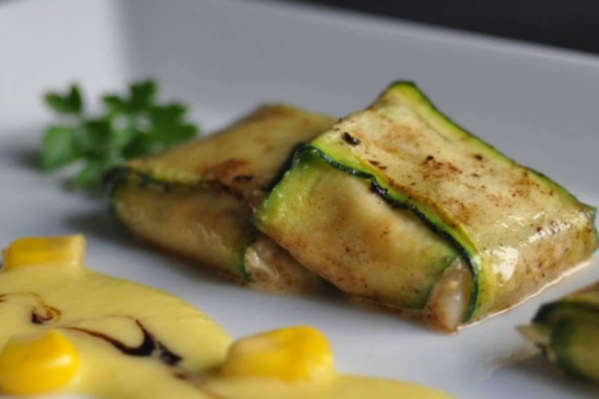 C mo preparar un sushi de calabacines sabros a nueva mujer - Cocinar sushi facil ...