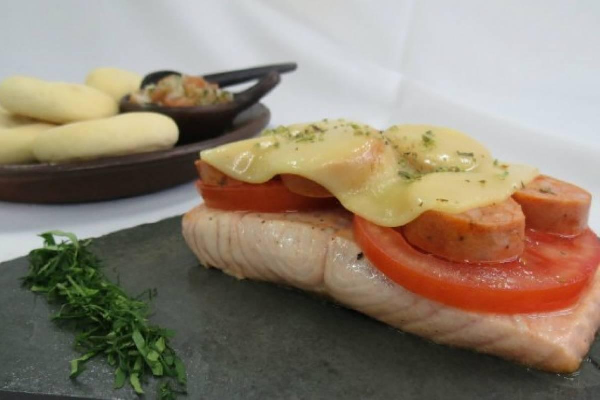 C mo preparar el cancato de salm n sabros a nueva mujer for Como se cocina el salmon