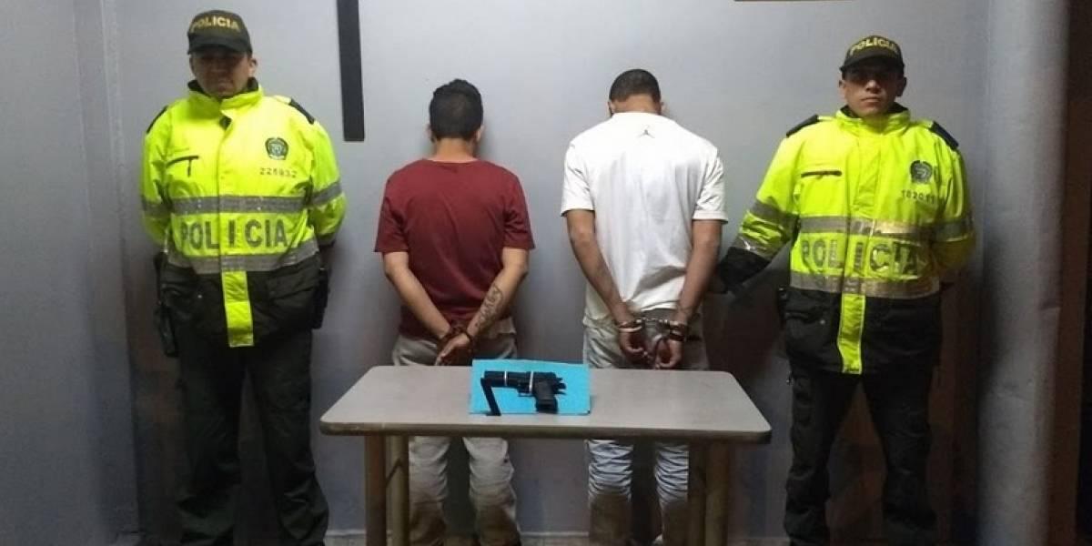 Dejan en libertad venezolanos sorprendidos robando en Bogotá