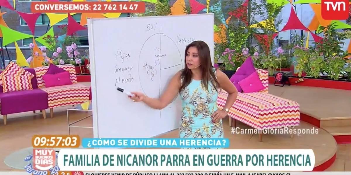 """""""Ahora sí tiene peso este matinal"""": las reacciones al debut de Carmen Gloria Arroyo en TVN"""