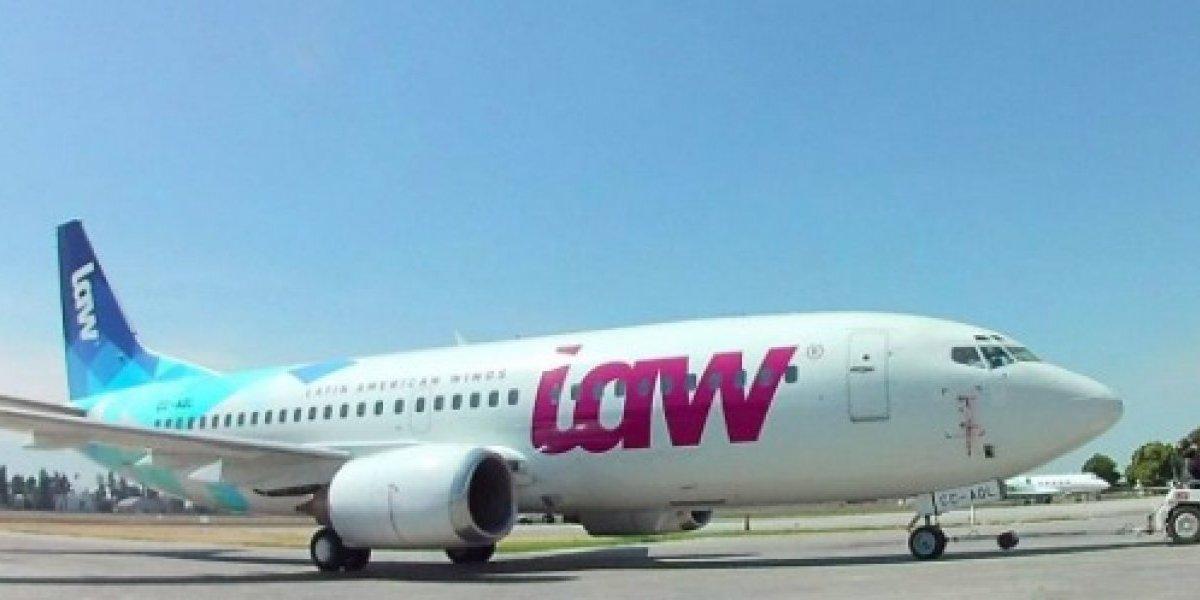 """Aerolínea Law y los vuelos reprogramados: """"suspendimos el de La Romana por problemas operacionales"""""""