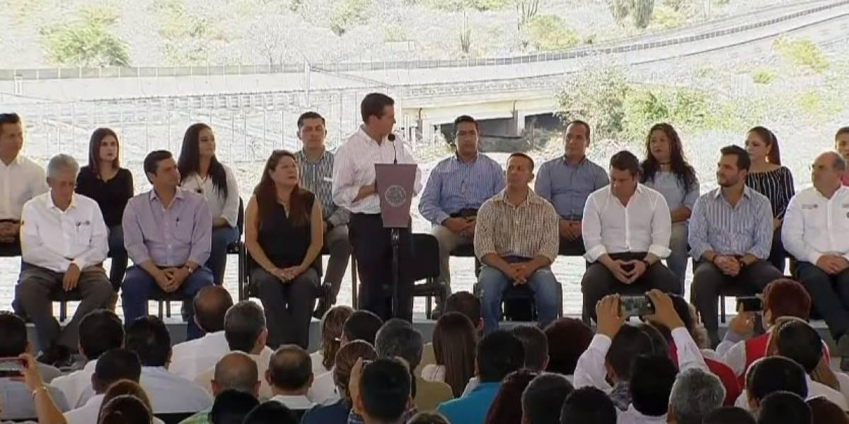 Mi gobierno no cierra, seguirá más allá de las elecciones: Peña Nieto