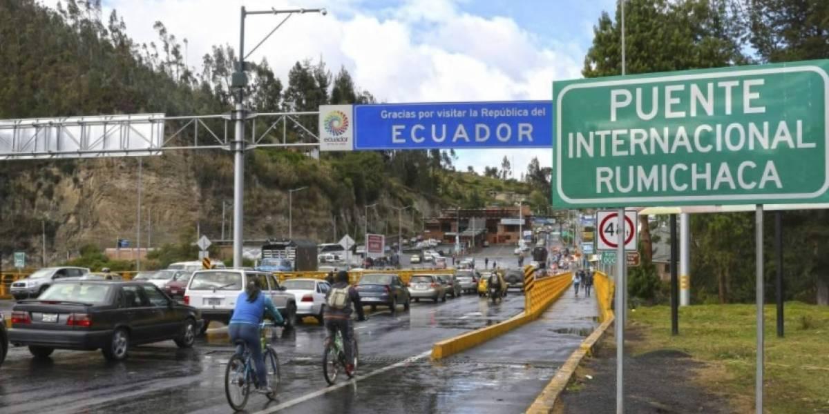 Ecuador y Colombia analizarán temas de seguridad fronteriza