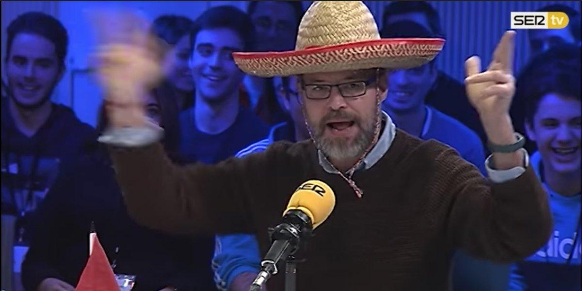 Con sombreros y bigotes, españoles responden a las burlas de '¡Qué Importa!'