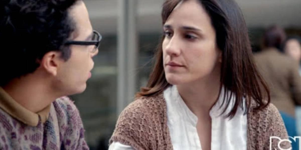 Foto real del romance de Jamie Garzón y 'Soledad' Inés Masmella