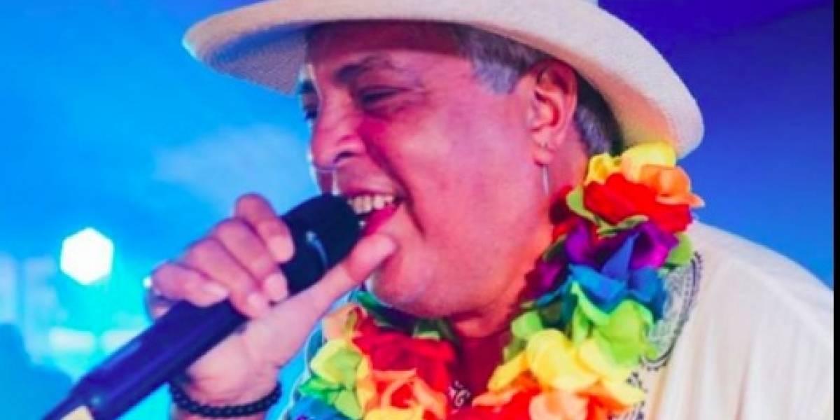 Mulher de Sidney Magal briga com cantor após frase polêmica em bloco de SP