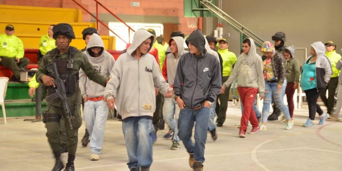 ¡El colmo! Banda delincuencial utilizaba niños como expendedores de droga a domicilio