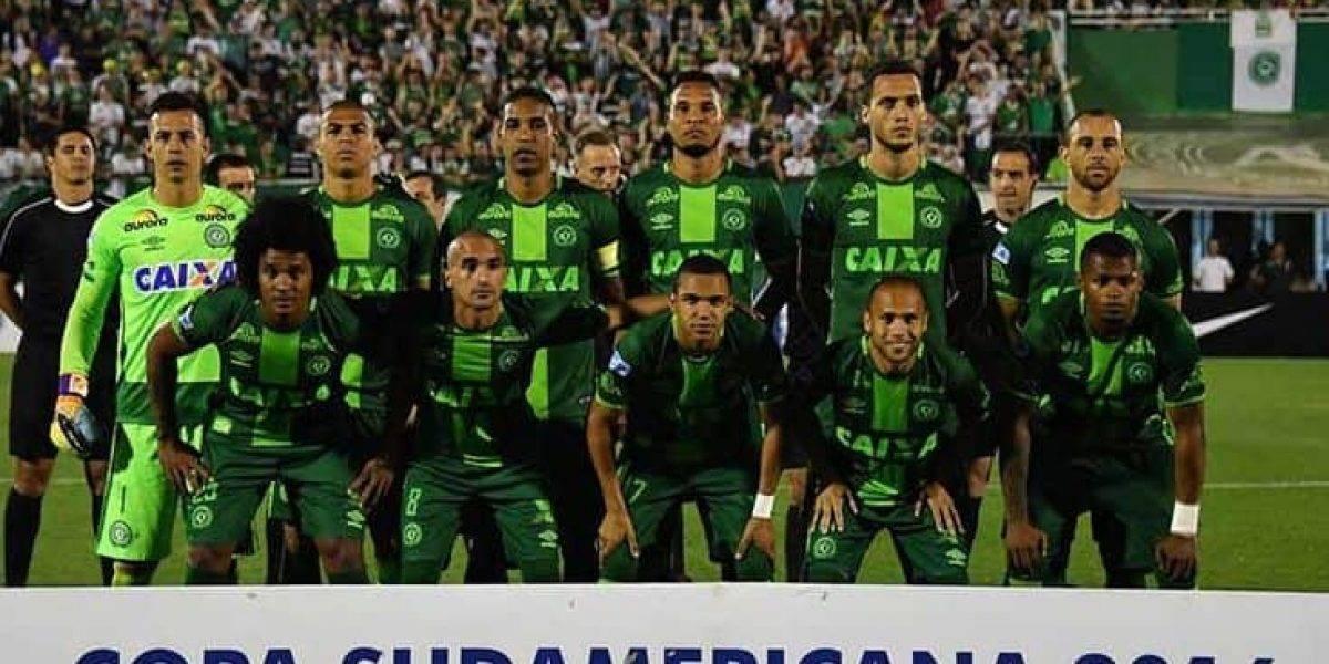 Nacional de Uruguay sancionado por burlas contra Chapecoense