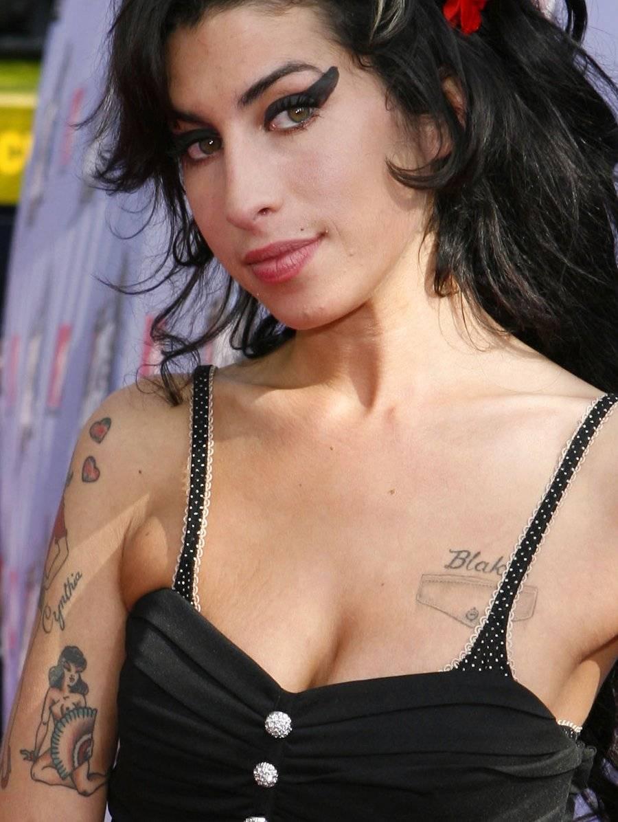 People Amy Winehouse