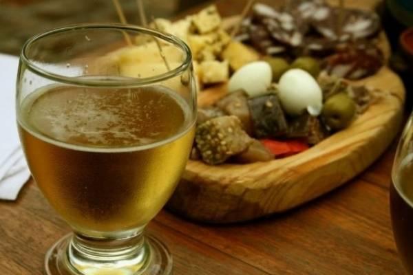 10 ideas para cocinar aperitivos con cerveza - Sabrosía   Nueva Mujer