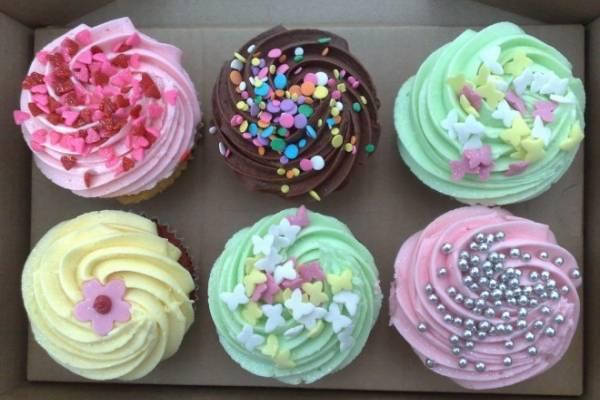 Coberturas Para Tus Cupcakes Sabrosía Nueva Mujer