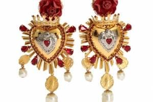 Corazones de Dolce & Gabbana