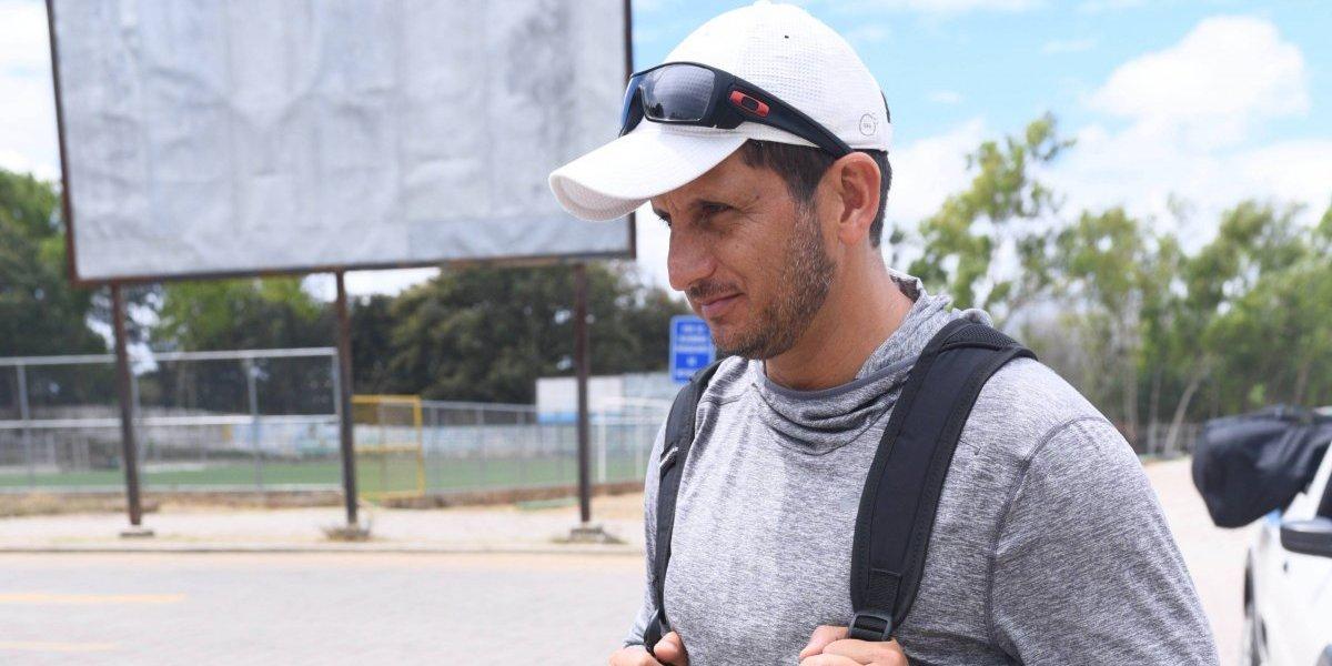 Ronald González asegura que están urgidos por ganar