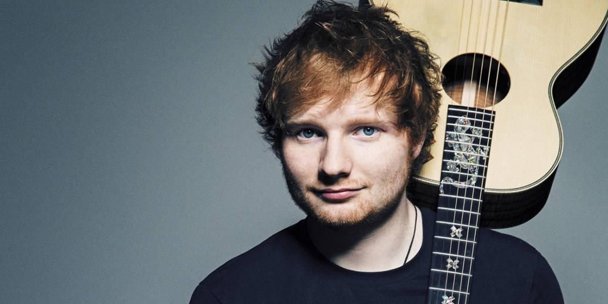 Ed Sheeran cantará en la Boda del príncipe Harry y Meghan Markle