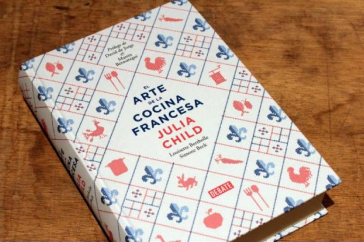 El arte de la cocina francesa de julia child llega a chile for La nueva cocina francesa