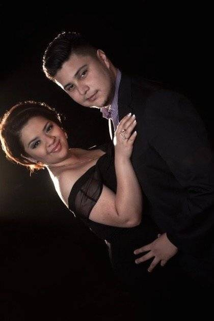 Héctor y Silvia forman el dúo Enamora2. Foto: Cortesía Enamora2