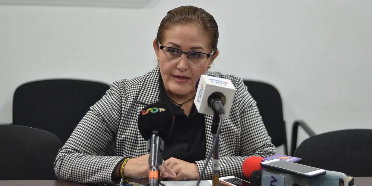 Eva Cadena presentará denuncia contra legisladores de Morena por delincuencia organizada