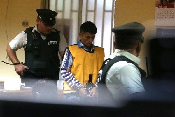 José Manuel Navarro (31), presunto secuestrador de Emmelyn