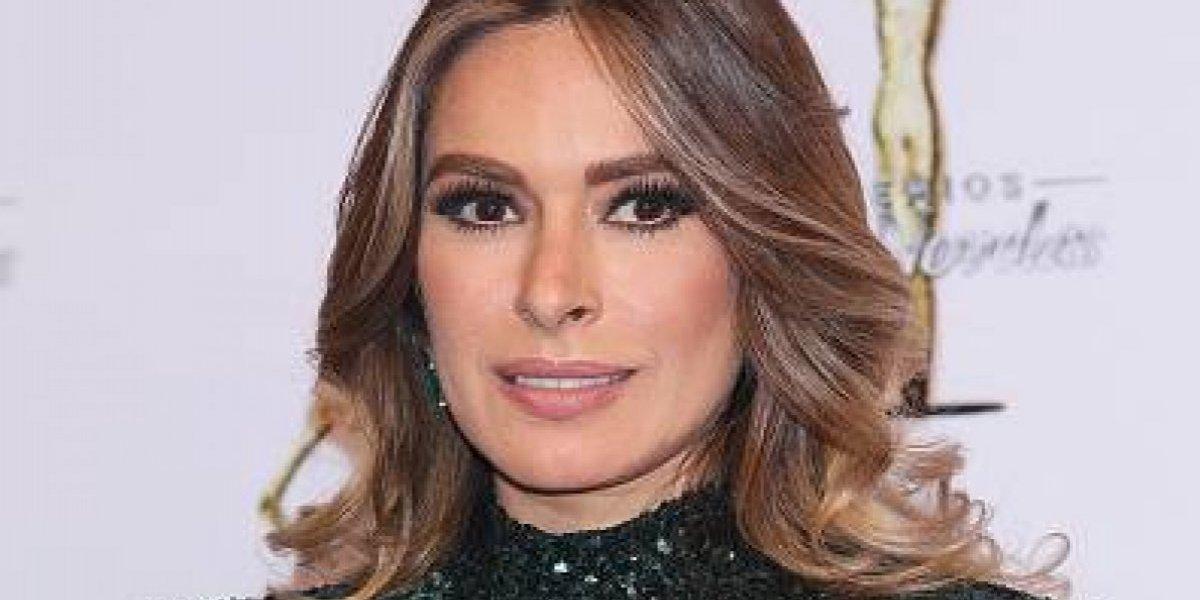 Finalmente, Galilea Montijo confiesa que usa botox para evitar las arrugas en su rostro