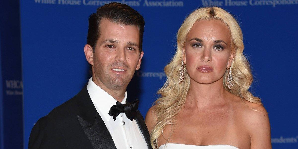 """Relevan qué decía carta con """"polvo blanco"""" dirigida a Donald Trump Jr."""