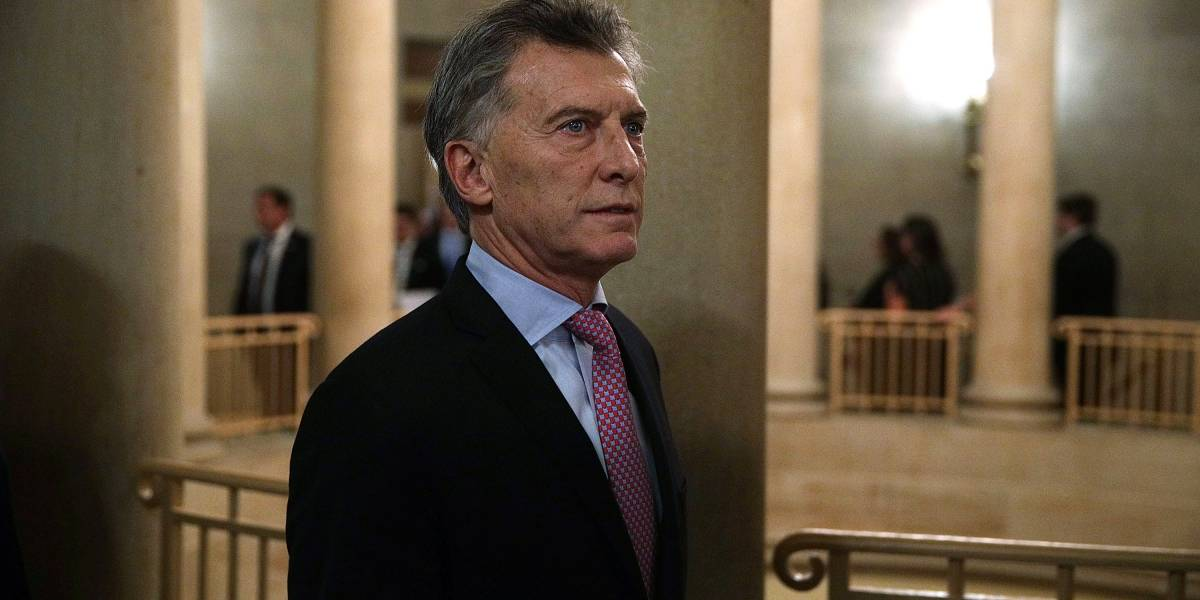 Wall Street Journal describe la situación política de Macri como incierta