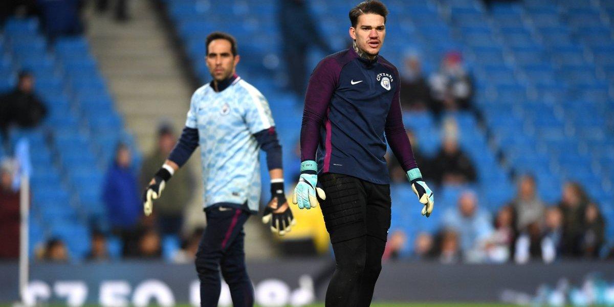 Bravo se complica en el Manchester City: Guardiola planea extender el contrato de Ederson