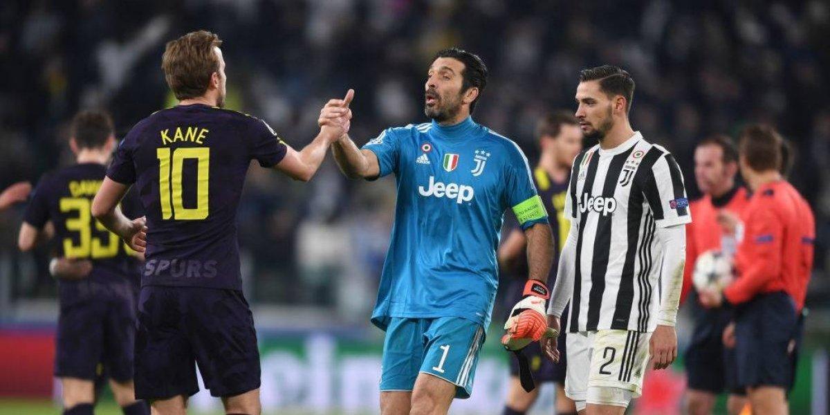 Tottenham reaccionó y rescató un valioso empate ante Juventus en la Champions