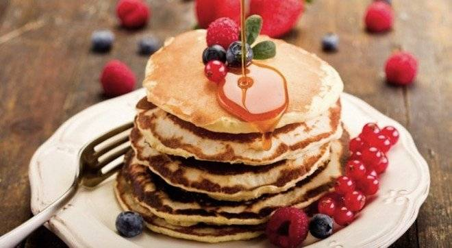 Hotcakes saludables