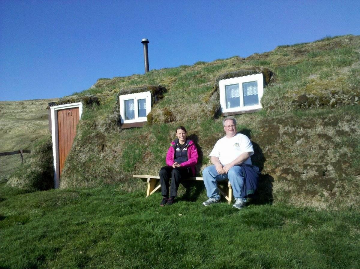 Casas turf en islandia un modelo de sustentabilidad veoverde nueva mujer - Casas en islandia ...
