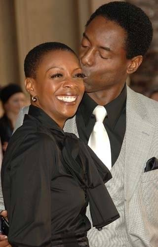 Jenisa Marie Washington e Isaiah Washington