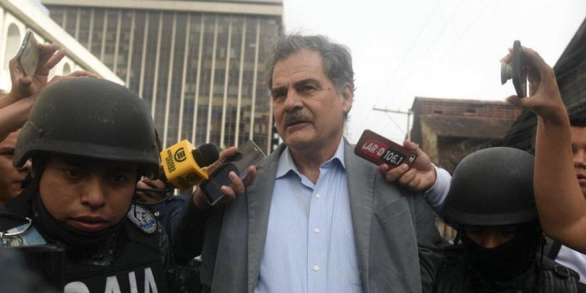 """Partido """"Movimiento Semilla"""" se """"solidariza"""" con exministro detenido"""
