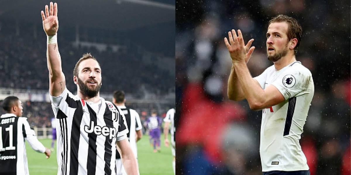 La Juventus recibe al Tottenham en los octavos de final de la Champions