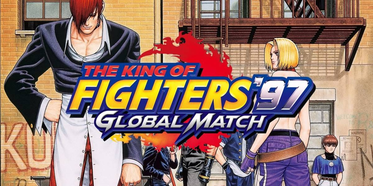 The King of Fighters '97 Global Match ya está disponible en PS4, PS Vita y PC