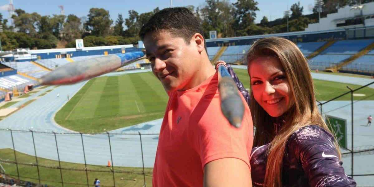 La jabalina flechó a Luis Mario y a Sofía, que disfrutan de un amor competitivo