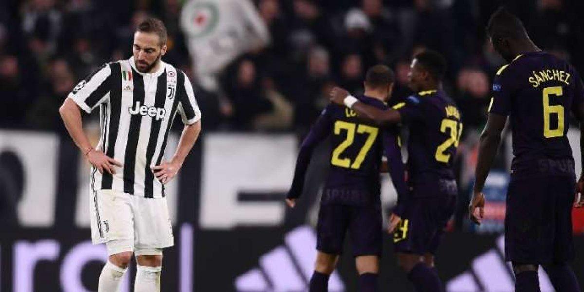 M. City golea y Juventus empata en casa