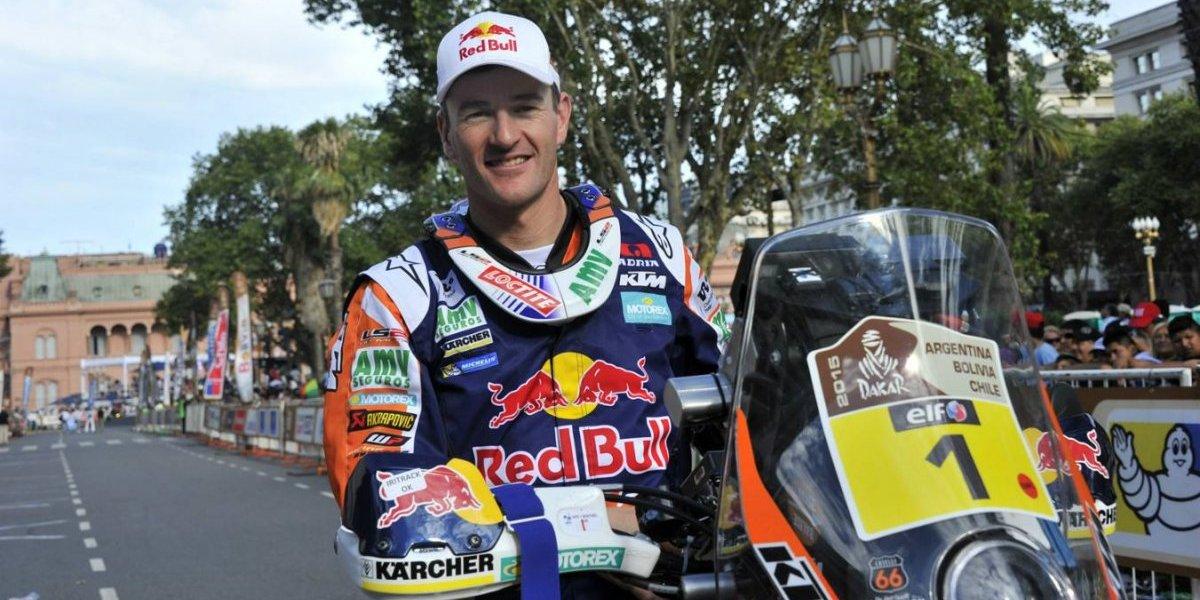 Adiós de nuevo: Marc Coma deja la dirección deportiva del Dakar