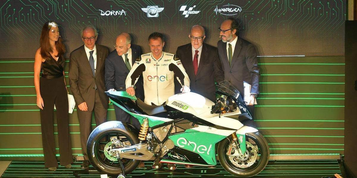 Así será MotoE, el primer mundial de motos eléctricas