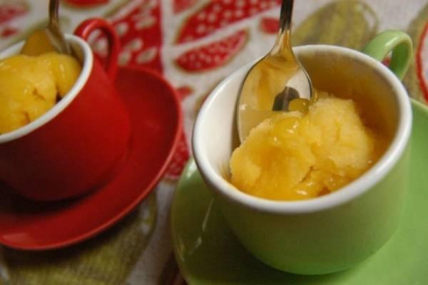 Prepara Nieve De Mango En Casa Sabrosía Nueva Mujer
