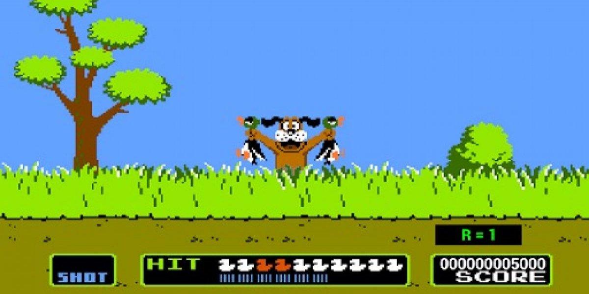 Ya puedes jugar 'Duck Hunt' en tu smartphone