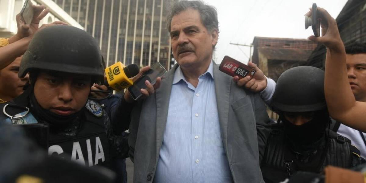 Oxfam se pronuncia por detención de Juan Alberto Fuentes Knight