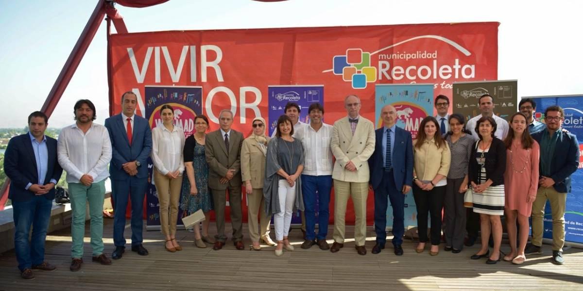Womad Chile realizó su pre lanzamiento con representantes de más de una decena de países
