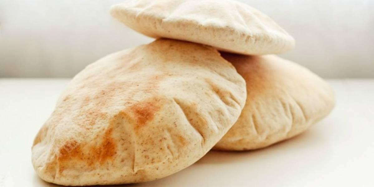 Cómo hacer pan pita en casa