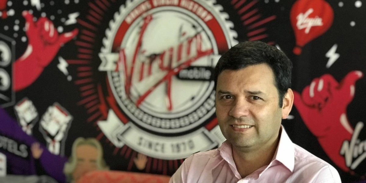Patricio Núñez Faúndez asume gerencia general de Virgin Mobile